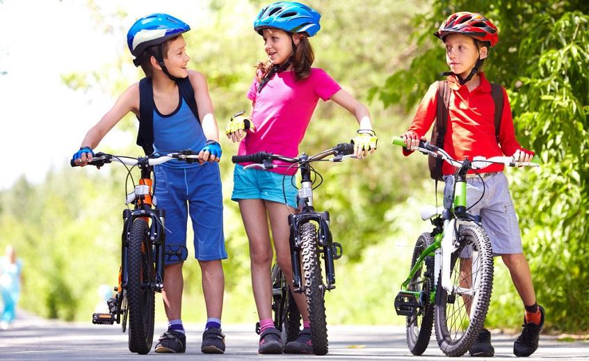 какой велосипед купить ребенку