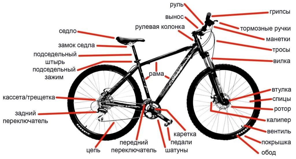 ремонт велосипедов во владимире
